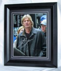 A503SB SEAN BEAN SIGNED